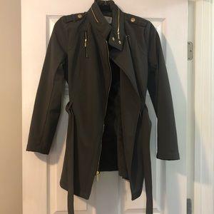 Michael Kors lightweight fleece lined jacket XS